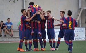 El Barça pasó a semifinales