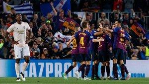 Barcelona-Manchester United