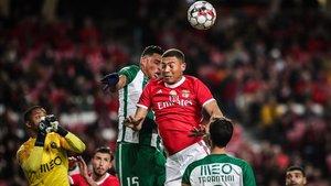 El Benfica se llevó una trabajada y sufrida victoria ante el Rio Ave.