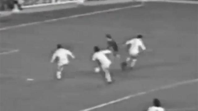 Se cumplen 46 años del primer Clásico de Cruyff: 0-5 en el Bernabéu
