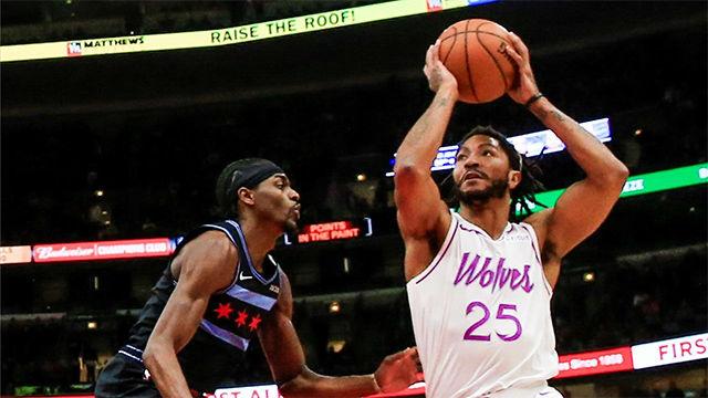 Derrick Rose sentencia a los Suns... como en los viejos tiempos