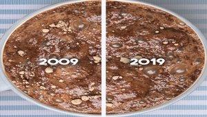 Descubre la respuesta viral al 10 Year Challenge de Cola Cao