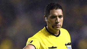 Diego Haro no será el encargado del VAR en la final de la Copa Libertadores