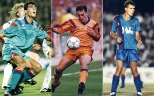 Equipaciones alternativas del FC Barcelona