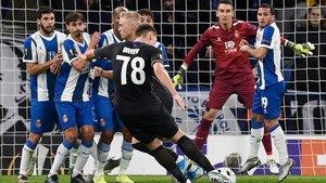 El Espanyol despidió la fase de grupos de la Europa League con el CSKA Moscú