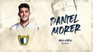 El Famalicao dio la bienvenida a Dani Morer