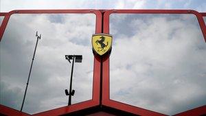 Ferrari para las máquinas durante dos semanas