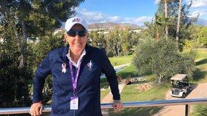 Figueras-Dotti cree que la Solheim Cup en 2023 será un bombazo para el golf español