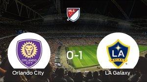 El LA Galaxy vence 0-1 al Orlando City en el Camping World Stadium