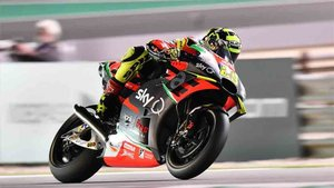 Iannone está suspendido por la FIM