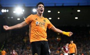 Jiménez ha sido el mejor delantero de los Wolves en la presente campaña