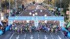 Kiprono fue el más rápido en la Media Maratón de Madrid