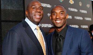 Kobe está convencido que Magic reflotará a los Lakers con LeBron James