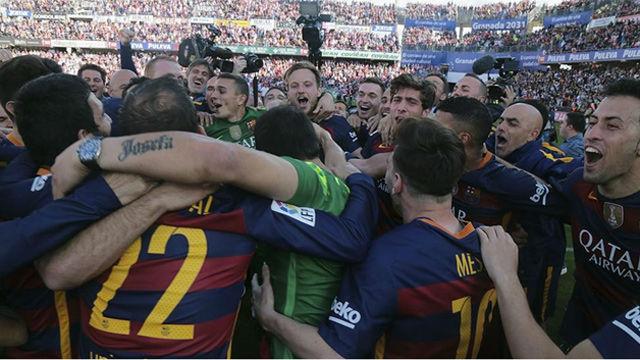 LALIGA | FC Barcelona - Atlético (1-0): El golazo de Messi de falta