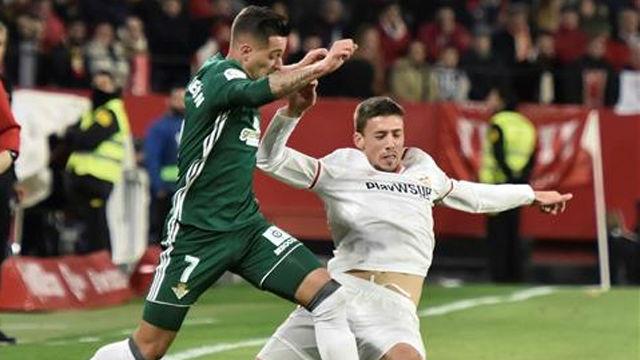 LALIGA | Sevilla - Betis (3-5): El gol de Lenglet