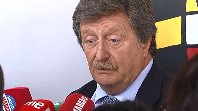 Larrea aprueba la fianza de 300.000 € a Villar