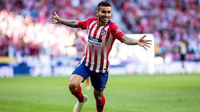 ¡Locura en el Wanda! El gol que pone líder de momento al Atlético de Madrid