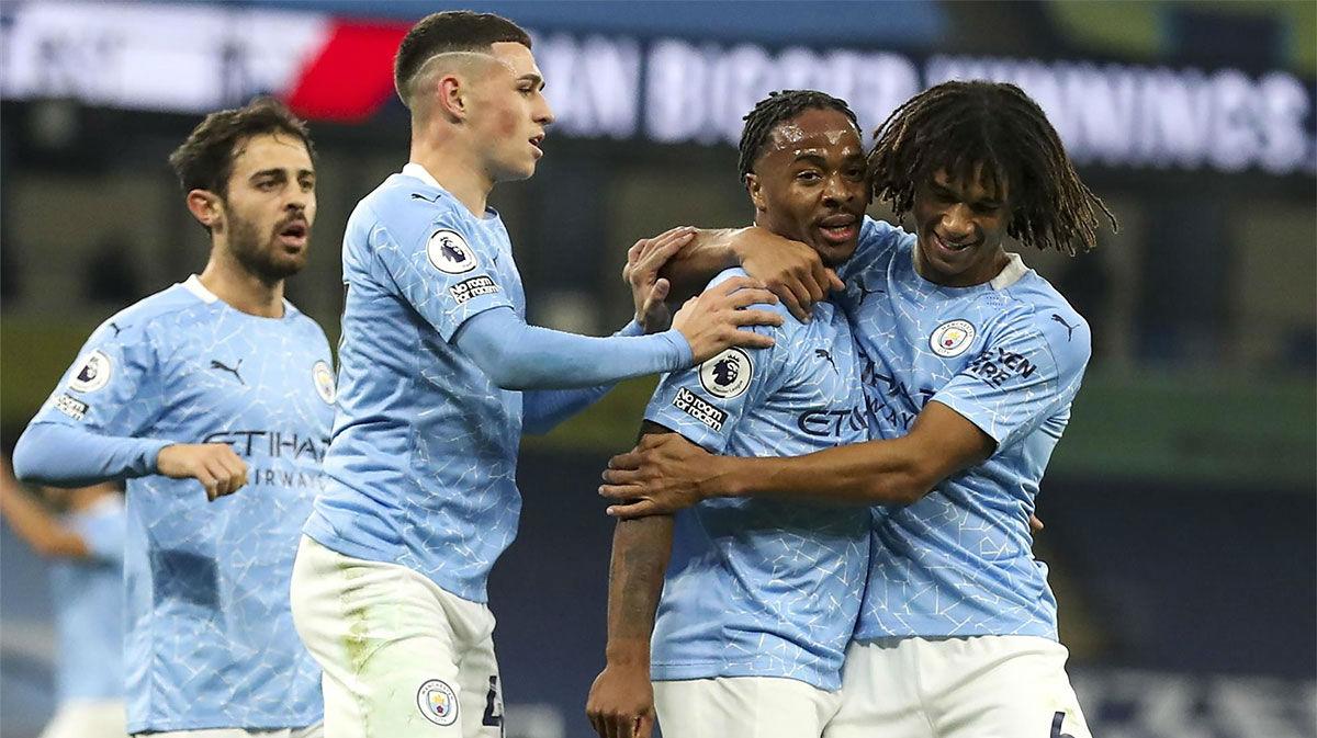 El Manchester City se impone por la mínima ante el Arsenal