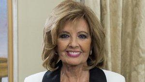 María Teresa Campos carga duramente contra Mediaset