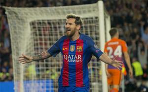 Messi puede regresar a Newells