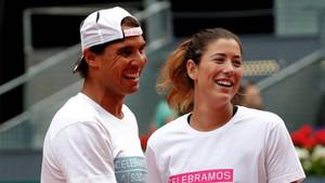 Nadal y Muguruza mandan en el tenis mundial