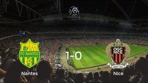 El FC Nantes derrota 1-0 al OGC Niza y se lleva los tres puntos