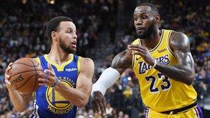 La NBA te ofrece todos los partidos en directo en el League Pass