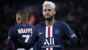 Neymar, el gran ausente en el 11 de la década del PSG