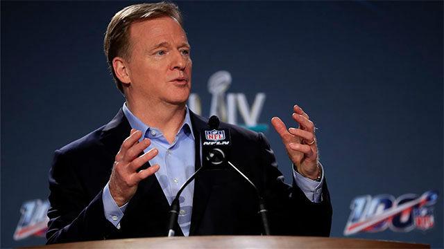 ¡La NFL admite que se equivocó al no escuchar a sus jugadores sobre el racismo!