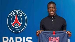 Nsoki ha firmado contrato con el PSG