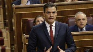 El Partido Popular acusa a RTVE de ocultar las noticias sobre Pedro Sánchez