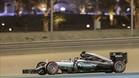 Pole de Hamilton en Bahrein