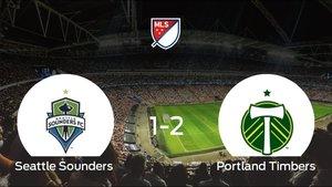 El Portland Timbers derrota en el CenturyLink Field al Seattle Sounders (1-2)