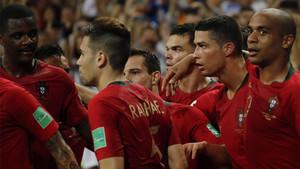 Portugal busca la victoria ante Marruecos