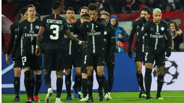 El PSG golea y logra el milagro en Europa