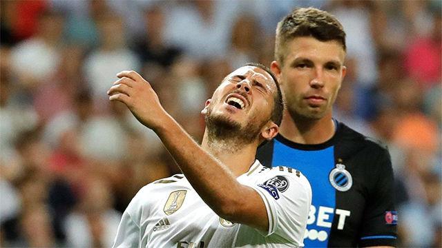 El Real Madrid roza el desastre en Champions