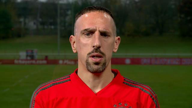 Ribery pide perdón después de pegar a un periodista