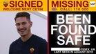 La Roma ayuda a encontrar a seis niños desaparecidos