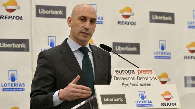 Rubiales: La Supercopa de España cambiará de formato para convertirse en una Final Four