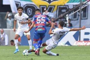 Santos no ha podido ganar en las últimas jornada