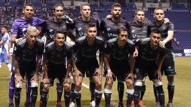Santos Laguna sigue en lo más alto tras ganar al Puebla en México