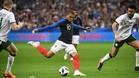 La selección de Francia, con Mbappé a la cabeza, cuesta 1.410 millones de euros