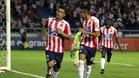 Teo Gutiérrez es es el goleador de Junior