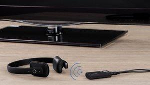 El Transmisor Bluetooth Twin de Hama