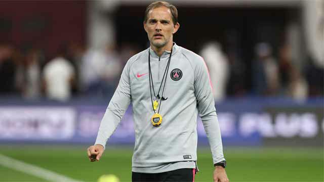 Tüchel no quiere ver a Rabiot en el primer equipo del PSG
