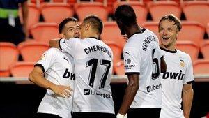 El Valencia acumula dos victorias, un empate y una derrota en este inicio de temporada