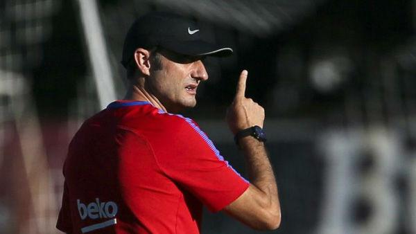 Valverde: El amistoso de Miami es una referencia, pero no la referencia