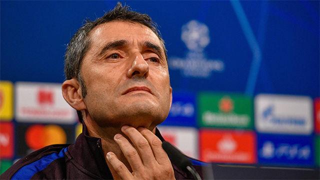 Valverde ve en el Borussia un rival de muchísimo nivel