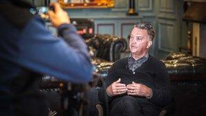 Van Gaal, entrevistado en Panenka