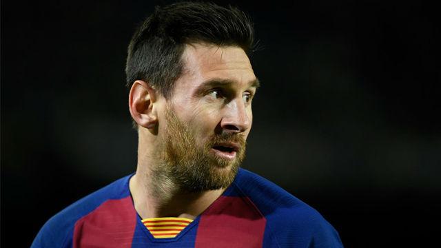 Vea las notas del FC Barcelona ante el Granada en la primera mitad